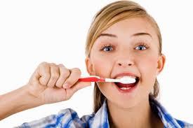 en god tandbørste er vigtigt