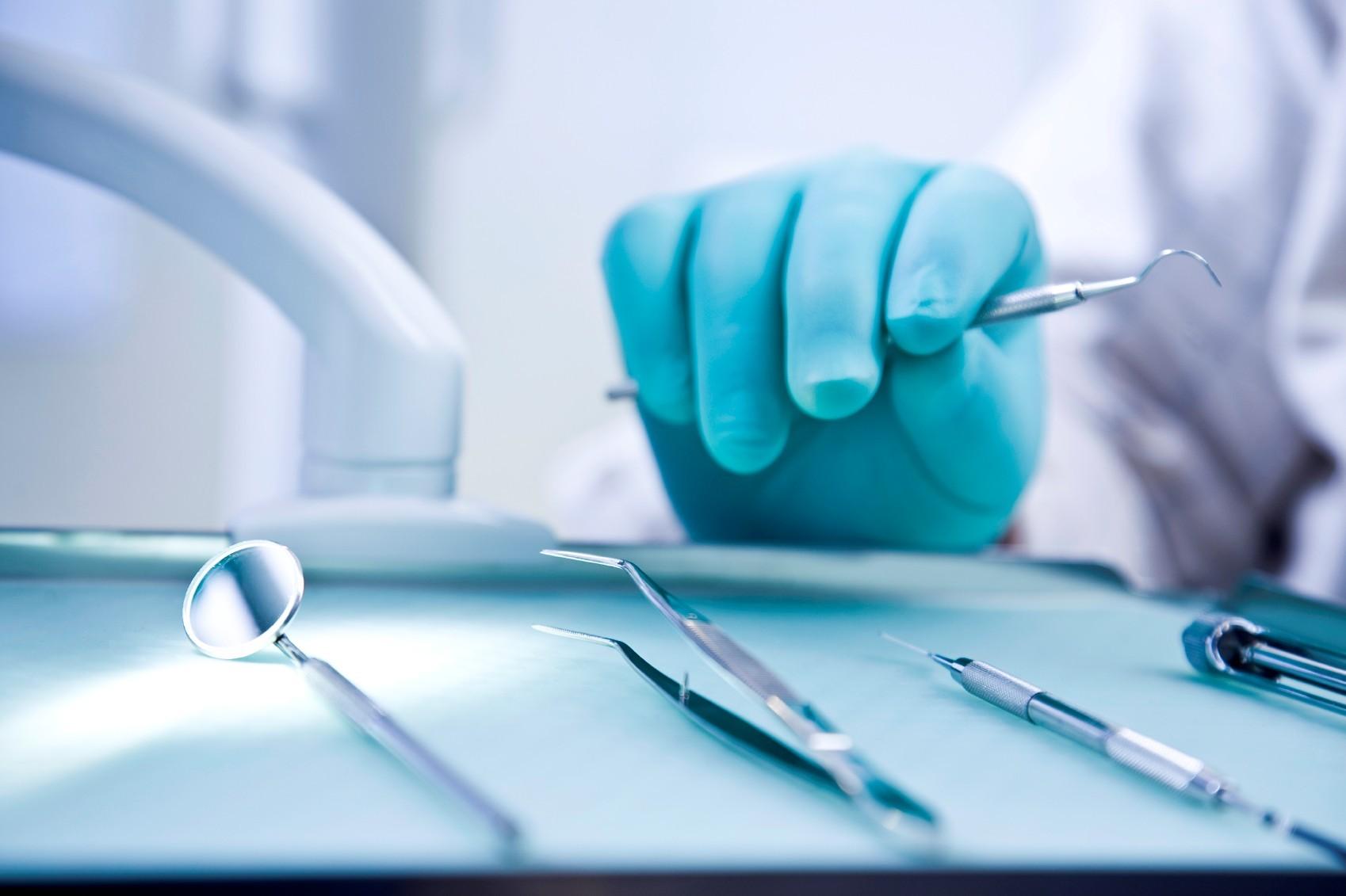Tandlægebesøg