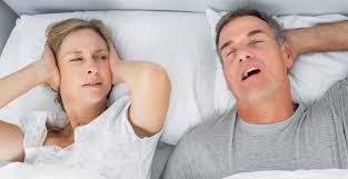 Snorkeskinne mod søvnapnø